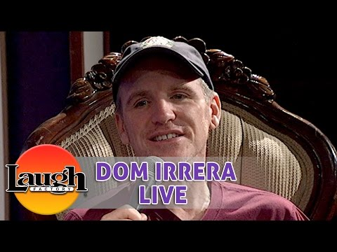 Greg Fitzsimmons Returns - Dom Irerra Live From The Laugh Factory