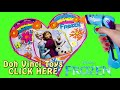 Фрагмент с конца видео Playdoh DohVinci DIY Disney Frozen Play DohVinci Play Doh Rainbow Heart