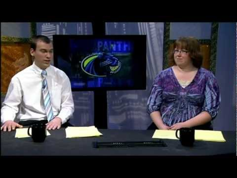 Panthervision | Program | 4/2/2012