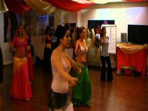 Académie de danse orientale Sandra, Grand classique interpréter par