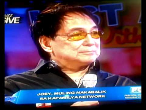 The Buzz♥ The Toni Gonzaga meets The Joey de Leon=) best ever