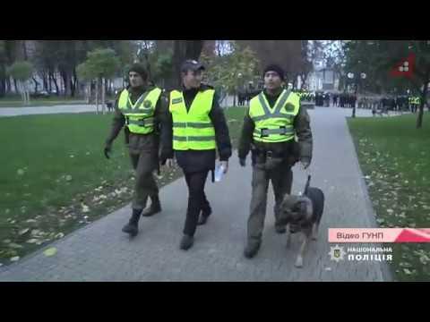 На вулиці Чернігова вийшли посилені патрулі. ВІДЕО