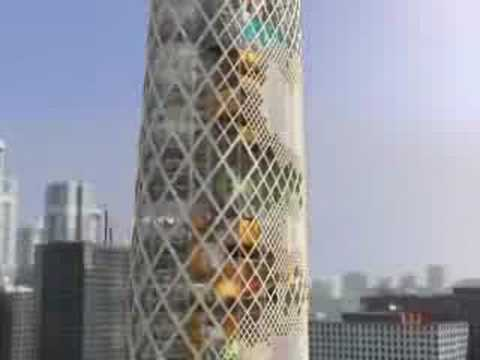 Hypergreen: the ecological tower of the future