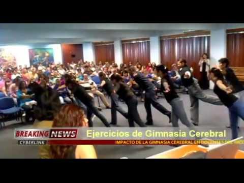 Ejercicios de Gimnasia Cerebral y su impacto en los docentes del IMCED - Morelia - México
