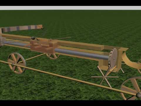 Da Vinci's Ballast