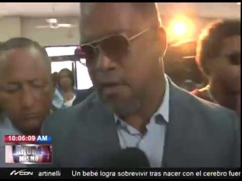 Raúl Mondesí, Alcalde por San Cristóbal acude al PEPCA