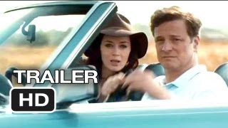 Arthur Newman Official US Release Trailer (2013) - Colin Firth, Emily Blunt Movie HD