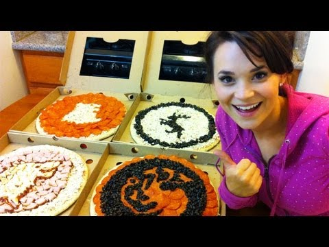 GAME OF THRONES PIZZA - NERDY NUMMIES