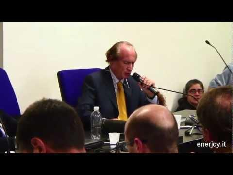 05/05 E-cat Fusione Fredda Ing. Andrea Rossi sabato 13 ottobre 2012 Risposte e chiusura