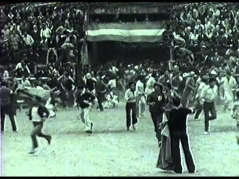 Encierro de San Fermín   8 de julio de 1977 480p