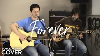 Chris Brown - Forever (Boyce Avenue acoustic cover) on iTunes & Spotify