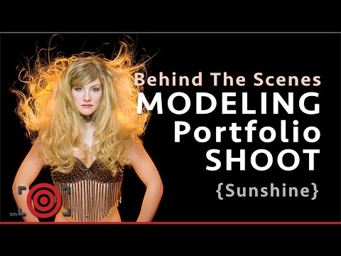 Sunnie Anderson - Modeling Portfolio Shoot - Part 2