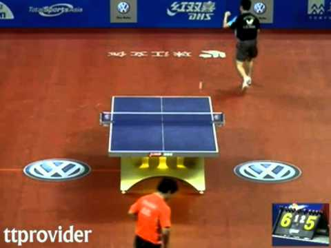 China Open 2011: Wang Hao-Chuang Chih Yuan