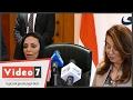 بالفيديو.. مايا مرسى: وزيرة التضامن لديها مفاجآت كبيرة للمرأة ستعلن عنها قريبا