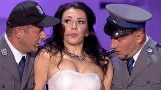 Nowaki - Bliskie spotkanie z policją (Świętokrzyska Gala Kabaretowa 2014)