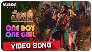 One Boy One Girl Video Song || MAJILI