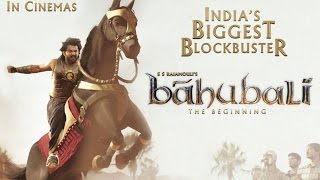 Baahubali - The Beginning Release Trailer [4K]