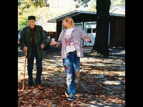 William S. Burroughs and Kurt Cobain - The