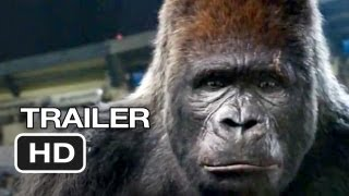 Mr. Go 3D Official Trailer (2013) - Korean Baseball Gorilla Movie HD