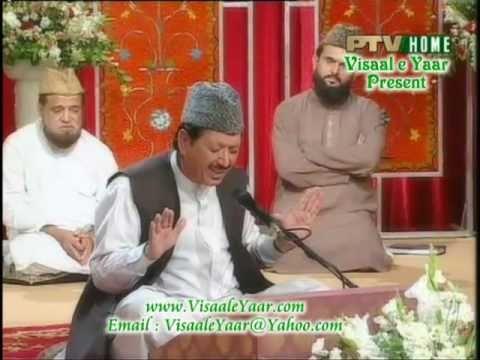 URDU NAAT(Sar e Toor Koi)QARI WAHEED ZAFAR IN PTV.BY  Naat E Habib