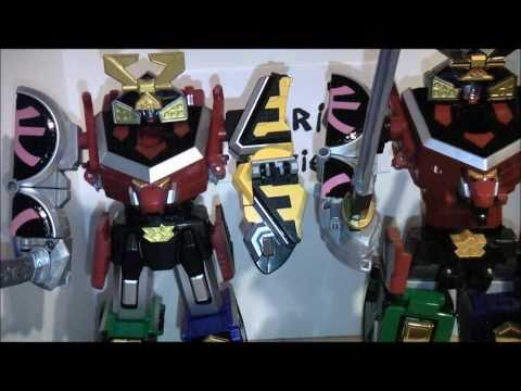 Power Rangers Samurai Megazord Review
