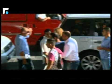 فيديو : شاهد حقيقة المرأة اللبنانية التي ضربت زوجها في شارع الحمرا في لبنان