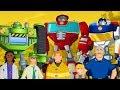 Сборник мультфильмов про трансформеров. Боты Спасатели. Супергерои