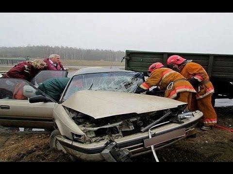 Бесконечные Аварии на дорогах 2014