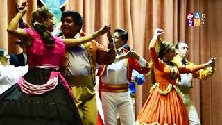 Ballets Folklóricos Invitados en el 3er. Encuentro de la CUECA UMSA - 2017