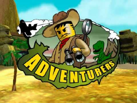 LEGO Dino Island