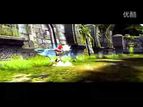 Dragon Nest Gladiator combo instructions