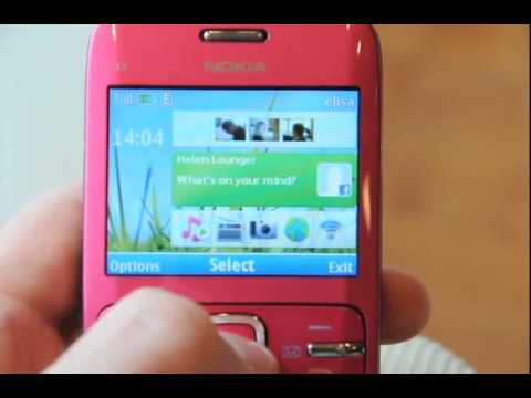 Nokia C3 preview by Test-Mobile.fr