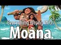 Everything Wrong With Moana In 15 Minutes Or Less