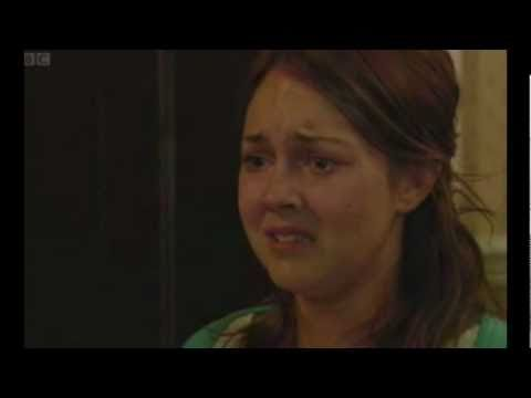 EastEnders queen vic pub fire part 1