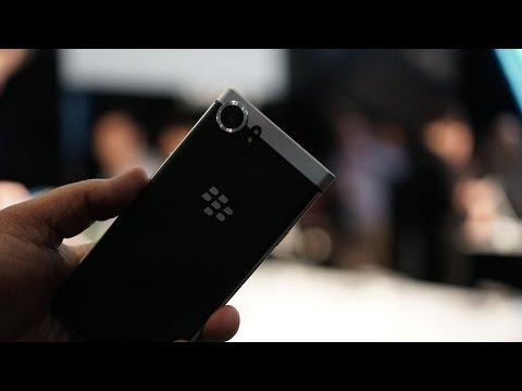 Blackberry KEYone:  First Look & My Opinions (2017) - UCFmHIftfI9HRaDP_5ezojyw