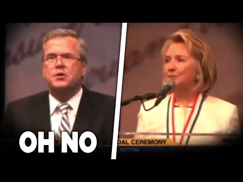 Jeb Bush Has A Dirty Secret & (Conservatives) Just Found Out