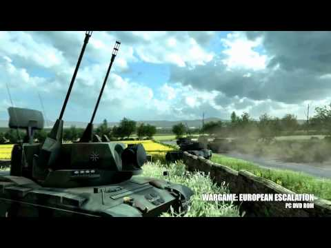 Trailer E3 - Wargame: European Escalation
