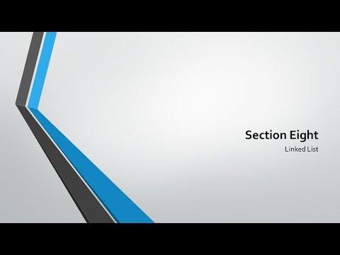 Data Structures - 29 Linked List Implementation
