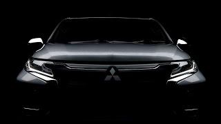 Mitsubishi показала новый Pajero Sport на видео