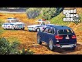 ПОГОНЯ В GTA 5 - КОПЫ ГОНЯТСЯ ЗА BMW X5! УГОНЯЕМ ОТ КОПОВ НА БМВ X5! ⚡ГАРВИН