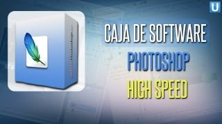 Crear caja de Software en Photoshop