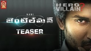 Gentleman Movie Official Teaser
