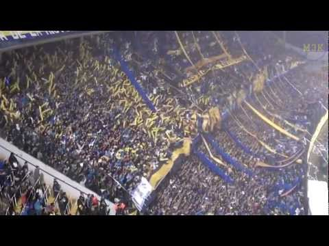 Boca UdeChile Lib12 / DESDE LA TRIBUNA