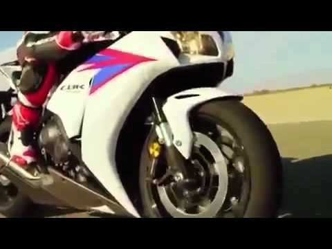 Honda CBR1000RR Fireblade 2012 official video promo