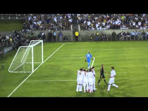 Gooollllaaazzzoooo De Christiao Ronaldo..Real Madrid Vs. L.A. Galaxy 2011 (LIve)