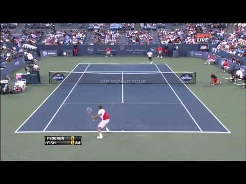 Roger Federer - Best Points @ Cincinnati '12 - (HQ)
