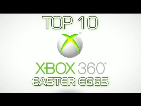 Top 10 Xbox 360 Easter Eggs of All Time!