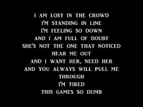 Box Car Racer - And I Lyrics