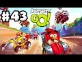 Angry Birds Go! Gameplay Walkthrough Part 43 - Dragster Snout L6! Stunt (iOS, Android)