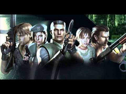 Resident Evil (Biohazard) Umbrella Chronicles OST - Options Theme